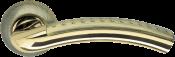 Дверная ручка Armadillo LIBRA-LD26 бронза/золото Дверные ручки Armadillo в Минске