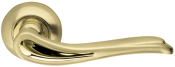 Дверная ручка Armadillo OCTAN матовое золото Ручки для межкомнатных дверей в Минске
