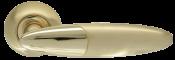 Дверная ручка Armadillo Sfera матовое золото Ручки для межкомнатных дверей в Минске