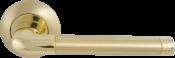 Дверная ручка Armadillo Stella мат.золото/золото Ручки для межкомнатных дверей в Минске
