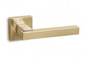 Дверная ручка Convex 895 Convex 895 матовое золото - светлое золото Дверные ручки Convex в Минске
