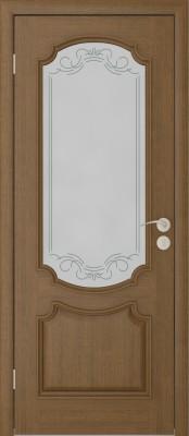 Межкомнатная дверь  Исток ПРЕСТИЖ ПО Престиж орех Межкомнатные двери в Минске в Минске