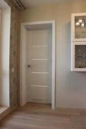 Межкомнатная дверь Лоза Токио-5 Токио-5 белая эмаль (Лоза) Двери Лоза в Минске