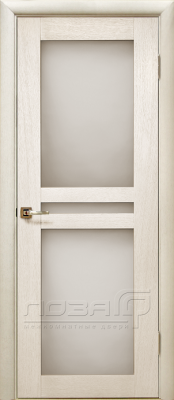 Виола 3 белая эмаль Деревянные межкомнатные двери в Минске