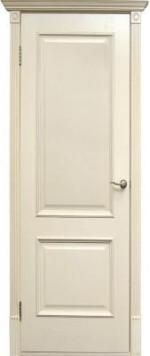 дверь межкомнатная Халес ВЕРСАЛЬ ПГ Версаль патина ваниль (Халес) Шпонированные двери Халес в Минске