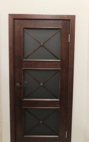 Двери Лоза Карл-3, цвет Дуб Бруно