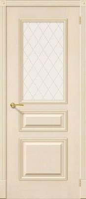 Лондон патина ваниль (Лоза) Деревянные межкомнатные двери в Минске