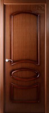 Карина орех Шпонированные межкомнатные двери  в Минске