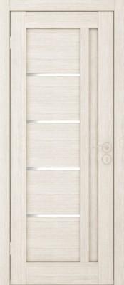Межкомнатная дверь Исток МИКС-1 Микс 1 капучино мелинга (Исток) Двери Исток Дорс экошпон в Минске