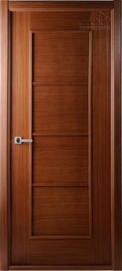 Межкомнатная дверь  Belwooddoors МОДЕРН ЛЮКС ПГ Модерн Люкс орех Шпонированные межкомнатные двери  в Минске
