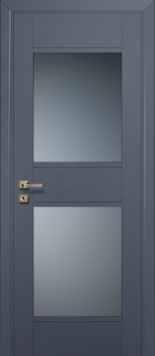 Prodil Doors 51U антрацит Двери Профиль Дорс серии U в Минске