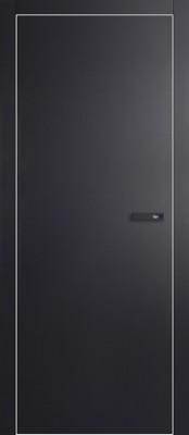Межкомнатная дверь Profil Doors 1VG 1VG черный матовый Двери Профиль Дорс серии VG в Минске