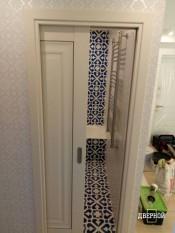 Profil Doors 23U в дверном пенале Eclisse