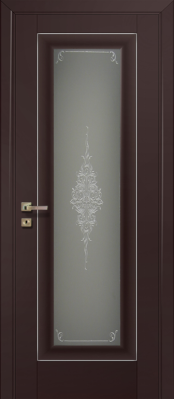 Profil Doors 24U коричневый матовый