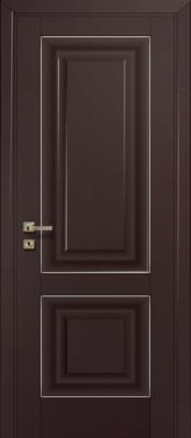 Profil Doors 27U коричневый матовый