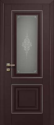 Profil Doors 28U коричневый матовый