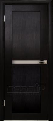 Виола 2 венге (Лоза) Шпонированные межкомнатные двери  в Минске