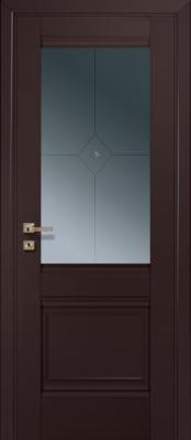 Межкомнатная дверь Profil Doors 2U Profil Doors 26U коричневый Двери Профиль Дорс серии U в Минске