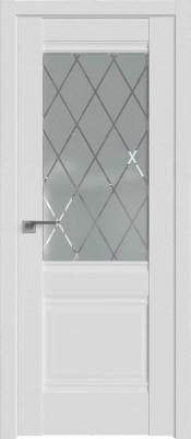 Profil Doors 2U аляска Двери Профиль Дорс серии U в Минске
