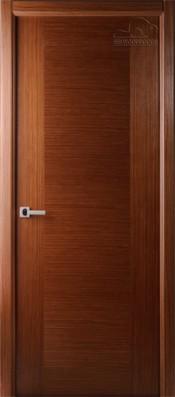 Классика Люкс орех Шпонированные межкомнатные двери  в Минске
