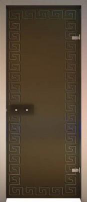 двери для бани AKMA Хамам Хамам бронза матовая (AKMA) Межкомнатные двери в Минске в Минске