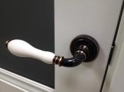 Дверная ручка Armadillo SILVIA