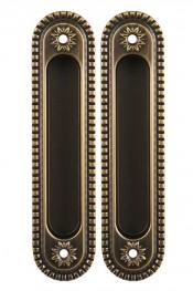 Ручка-купе Armadillo SH010/CL SH010/CL BB-17 Коричневая бронза ручки-купе для раздвижных дверей в Минске