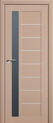 Межкомнатная дверь Profil Doors 37U 37U капучино (ProfilDoors) Двери Профиль Дорс серии U в Минске