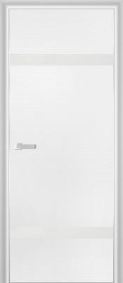 Межкомнатная дверь Profil Doors 3D Profil Doors 3D белая волна Двери Профиль Дорс серии D в Минске