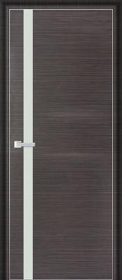 Межкомнатная дверь Profil Doors 6D Profil Doors 6D грей браш Двери Профиль Дорс серии D в Минске