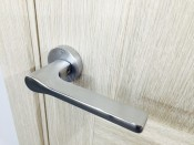 Дверная ручка Convex 1515 Convex 1515 матовый хром Дверные ручки Convex в Минске