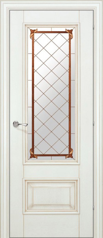 Халес Ромула-1 витражное стекло