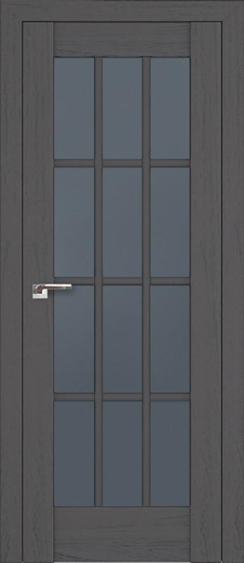 Profil Doors 102X пекан тёмный/стекло графит