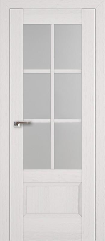 Profil Doors 103X пекан белый/стекло мателюкс