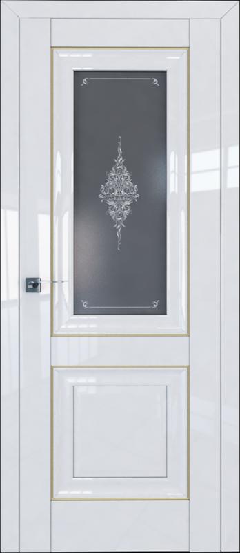 Profil Doors 28L белый люкс