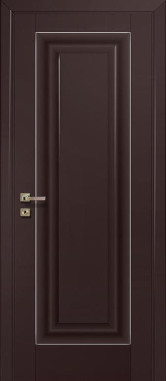 Profil Doors 23U коричневый матовый