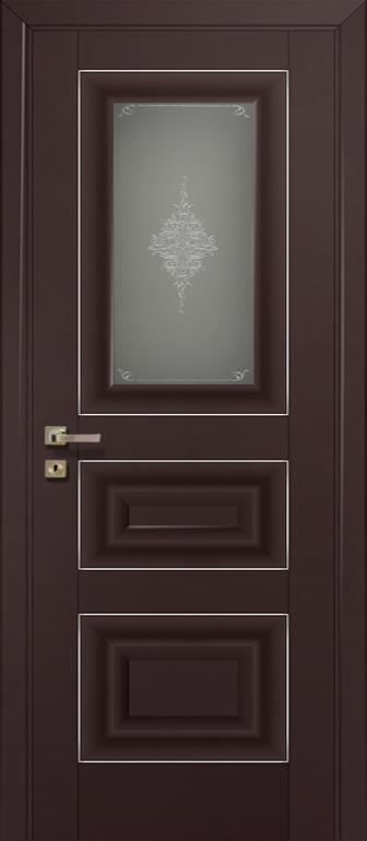 Profil Doors 26U коричневый матовый